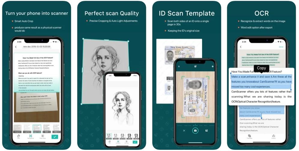 CamScanner-PDF Scanner App