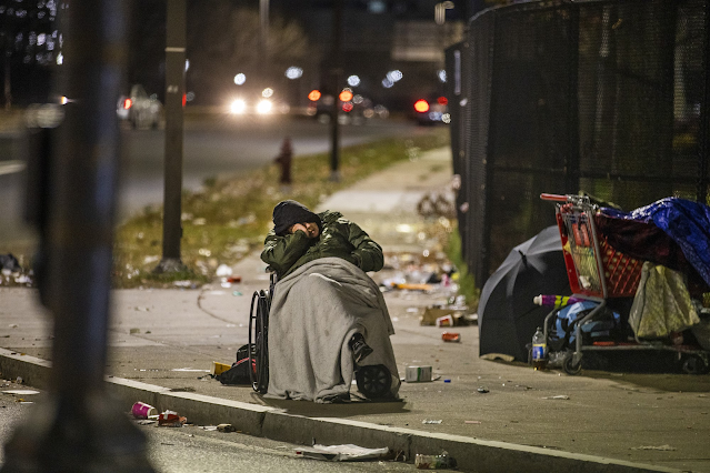 With winter approaching, homeless shelters face big challenges against coronavirus