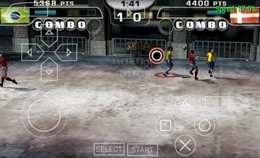 FIFA Street 2 (USA) PSP ISO1