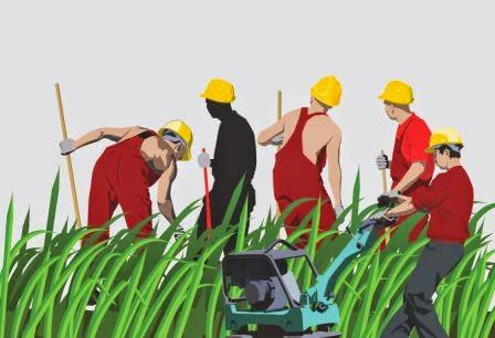 Berita foto dan video Sinar Ngawi terkini: Inilah derita para tenaga kerja outsourcing UPT Alun-alun dan UPT Tawun  Ngawi belun terbayar upahnya