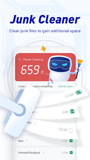 iClean - Booster, Super Virus Cleaner, Master 1.3.8 screenshots 2