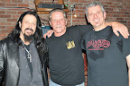 Jimi Bell, Johnny Frisell and Mark Nomad