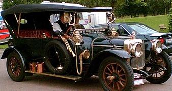 Panhard 1914 X25