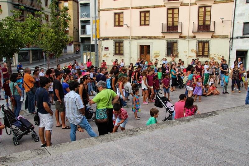 Festa infantil i taller balls tradicionals a Sant Llorenç  20-09-14 - IMG_4195.jpg