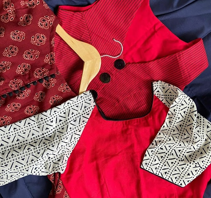 Comfortable & Fashionably Stylish Blouses For Every Girl