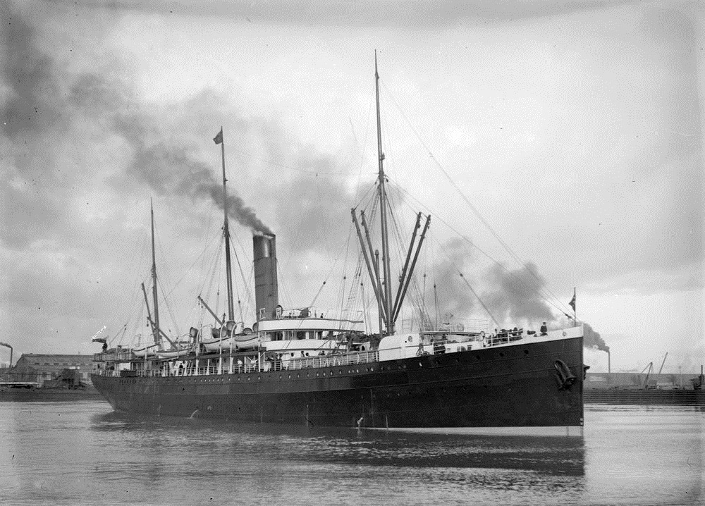 SS Warrimoo: The Ship That Missed New Year's Eve But Gained Two Centuries