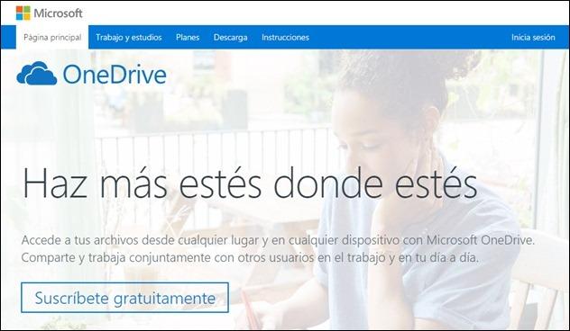 Abrir mi cuenta OneDrive