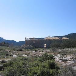 Trobada d'Escoles Valencianes a Castalla, l'any 2008. Excursió a Planisses