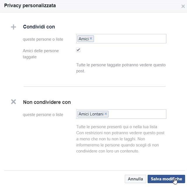 privacy-personalizzata