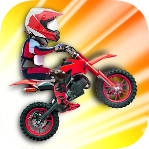 Stunt Bike Hill Race for PC and MAC