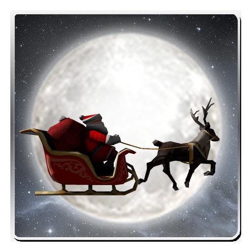 Santa 3D Live Wallpaper APK Cracked Download