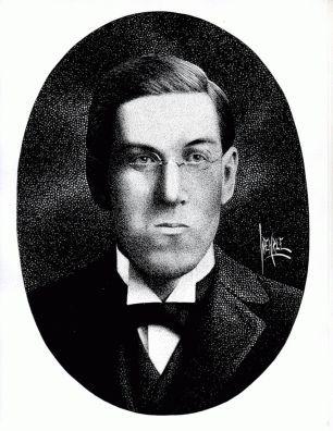 Howard Phillips Lovecraft Portrait, Howard Phillips Lovecraft