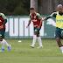 Com Felipe Melo em campo, Palmeiras inicia preparação para o Dérbi; veja provável time