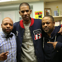 Young Guru and Sean C