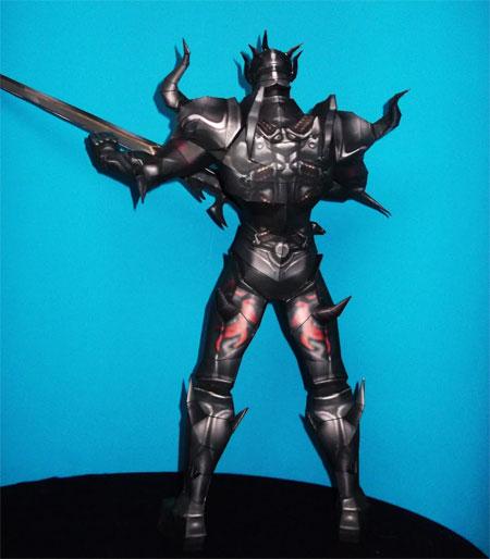 Dark Knight Cecil Papercraft