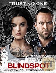 Blindspot Season 2 - Điểm mù Phần 2