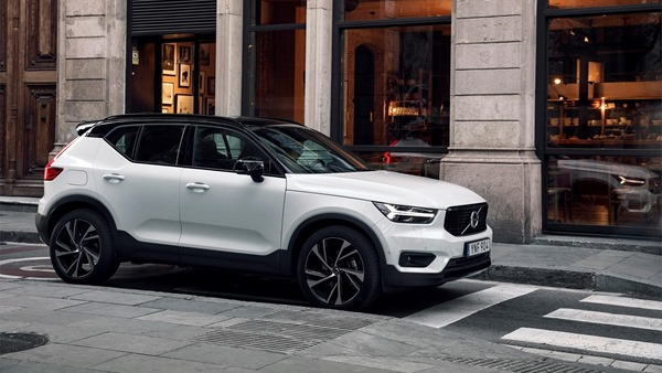 Volvo XC40 car of the year