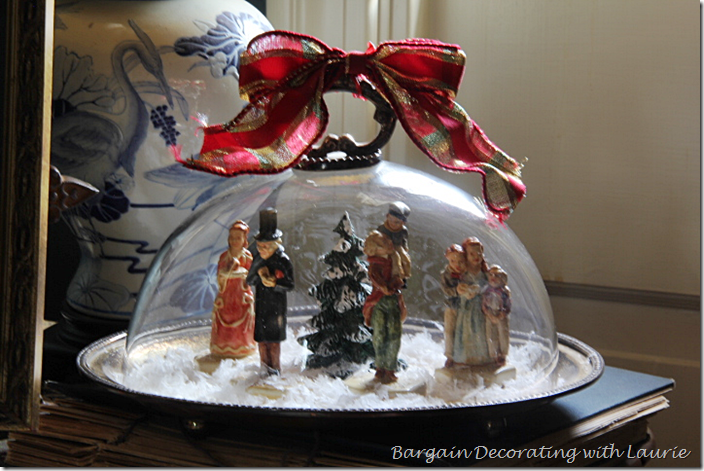 Scrooge Characters Christmas Decor
