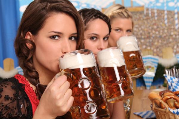 Uống bia có lợi cho sức khỏe, thật đéo đùa đâu