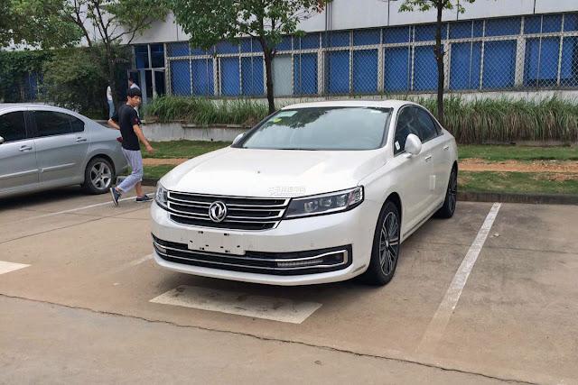 2016 - [Citroën] C6 II Chine (X81) - Page 3 6910077_131