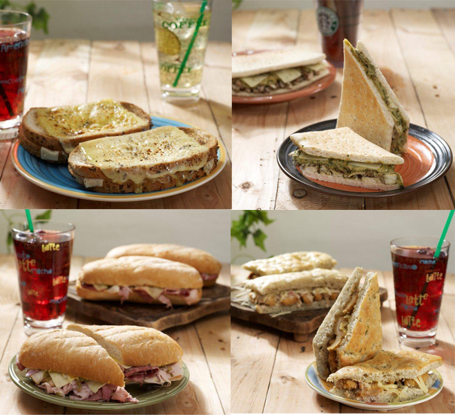 Hot Lunch Sandwiches
