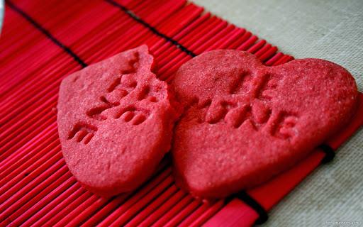 Ngọt Ngào Với Bộ Hình Nền Valentine