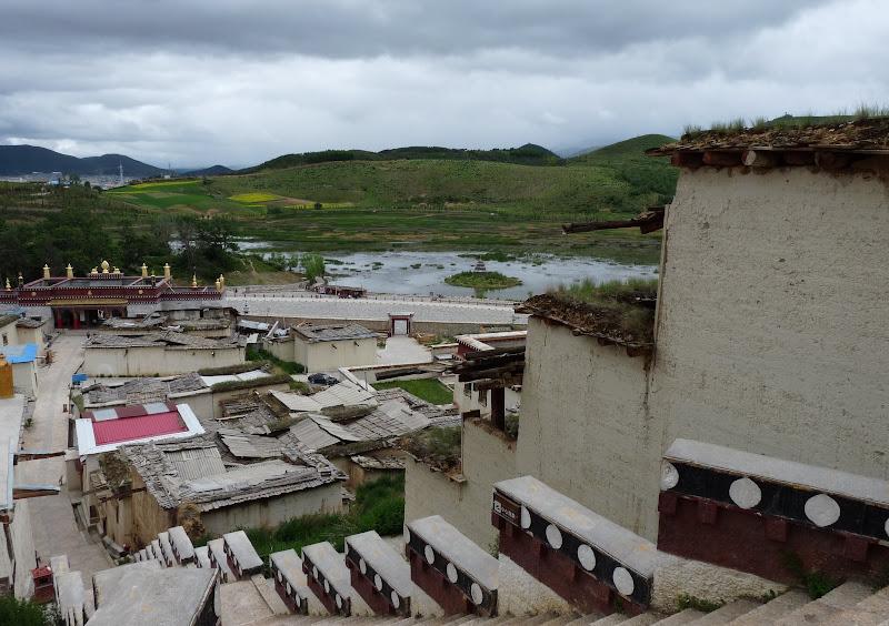 Chine.Yunnan. Ganten Sumtsenling Monastery, Shangri la - P1260076.JPG