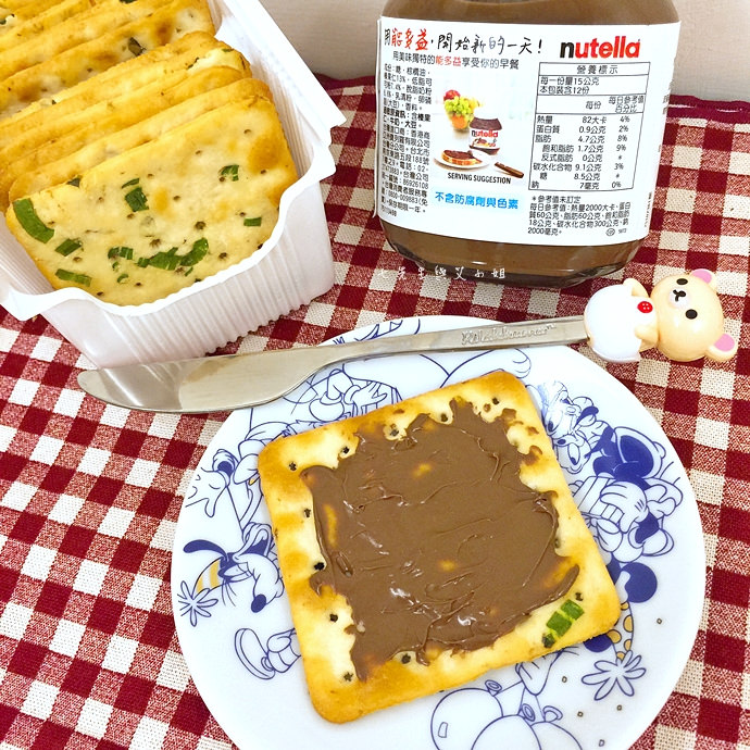 27 貳樓餐廳 Second Floor & Nutella 能多益