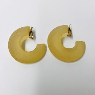 Christian Migeon Vintage Earrings