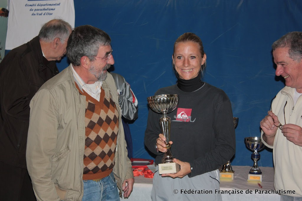 Talon d'or 2010 Bravo pour la coupe