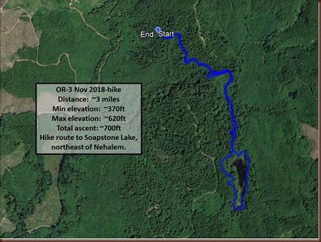 Nehalem OR-hike-3 Nov 2018