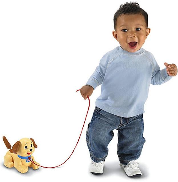 Đồ chơi Xe kéo con chó Fisher-Price Lil' Snoopy Pull Along Dog H9447 tuyệt đối an toàn