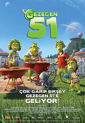 Gezegen 51 Sinema Filmi - Planet 51