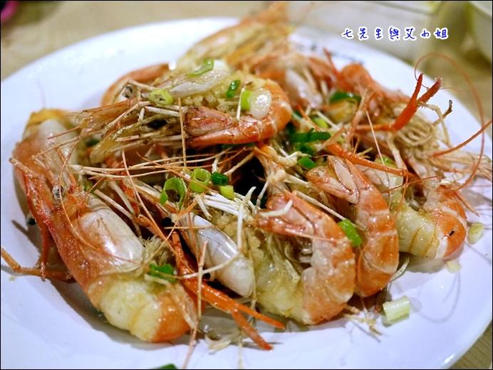 13 檸檬蝦