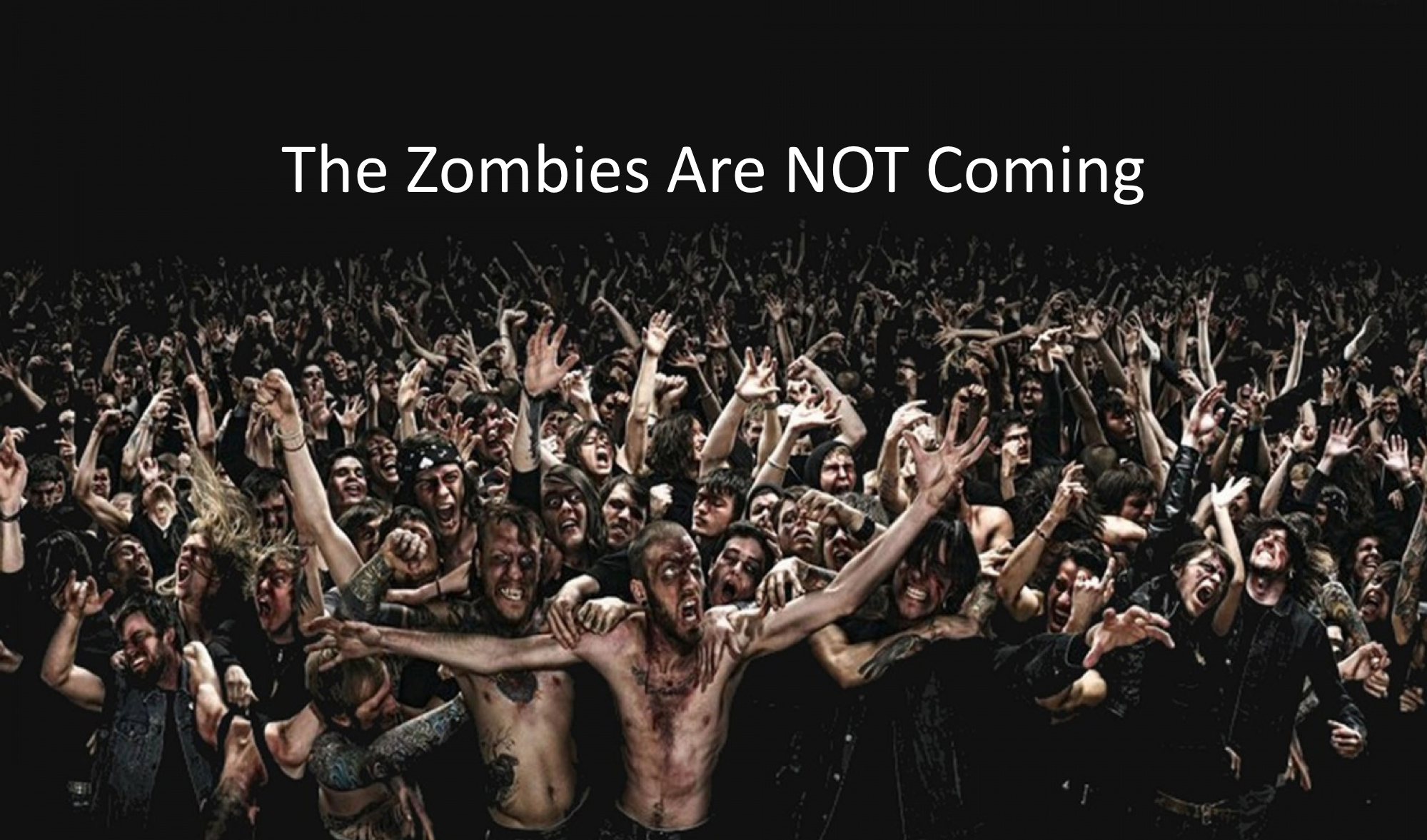 The zombies are coming to destroy your mobile app - the mobile spoon