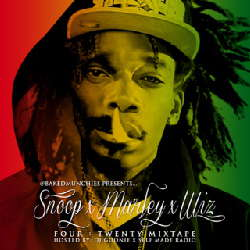 CD Snoop Dogg e Wiz Khalifa Bob Marley - Four-Twenty 2012 (Torrent)