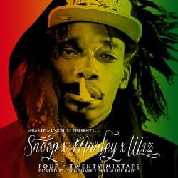 CD Snoop Dogg e Wiz Khalifa Bob Marley - Four-Twenty 2012 (Torrent) download