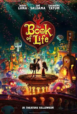 El libro de la vida - The Book of Life (2014)