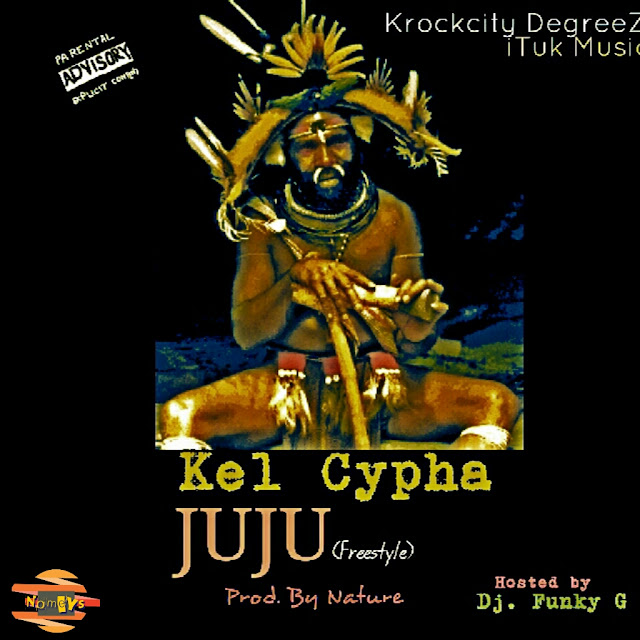 Anticipate JuJu (Un-mastered) By @KelCypha