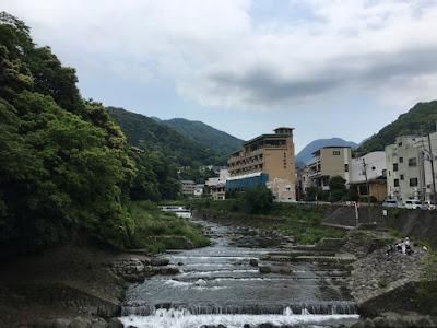 箱根湯本温泉旅行