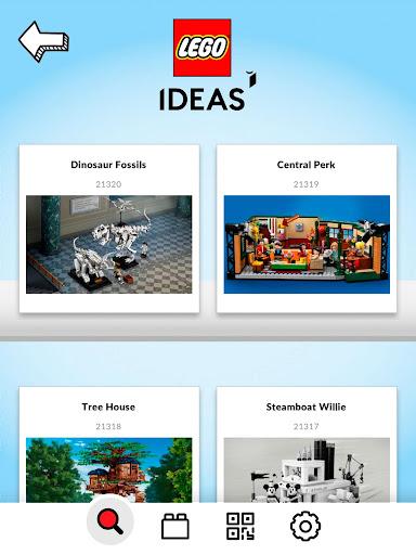 LEGOu00ae Building Instructions screenshots 23