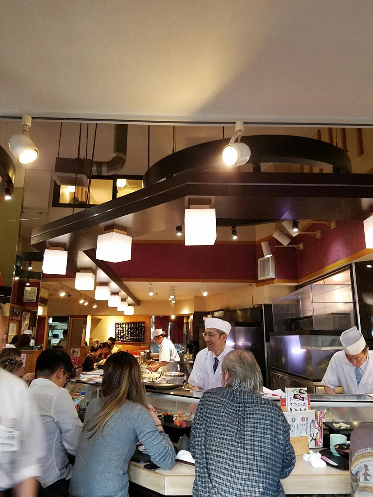 tsukiji Fish Market Japan tokyo sushi