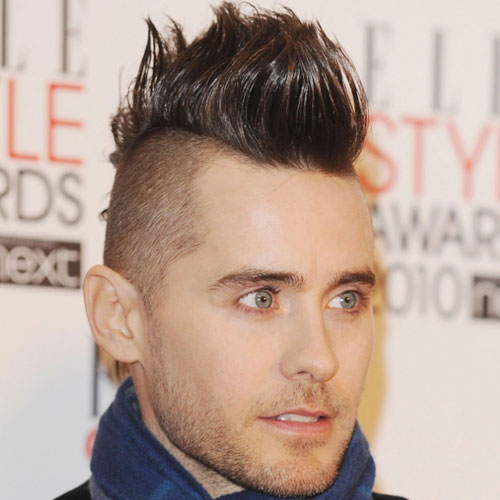 Cool Mohawks Hairstyles For Men's 2018-2019 1