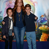 WWW.ENTSIMAGES.COM -  Patsy Palmer  arriving at       The Reef 2: High Tide - VIP film screening at The Soho Hotel, 4 Richmond Mews, London October 20th 2013                                                 Photo Mobis Photos/OIC 0203 174 1069