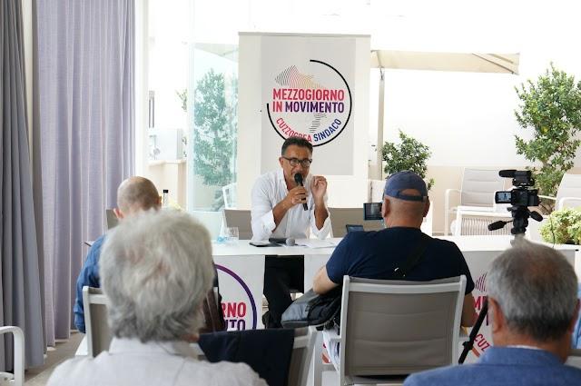 """Mezzogiorno in Movimento in campo per Reggio Calabria con Adesso Parlo io e Vox Italia. Andrea Cuzzocrea, candidato a sindaco: """"Noi aperti al dialogo e a un percorso civico"""""""