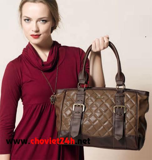 Túi xách nữ thời trang Sophie Poitiers - CT58GL