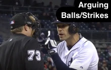 Arguing Balls and Strikes