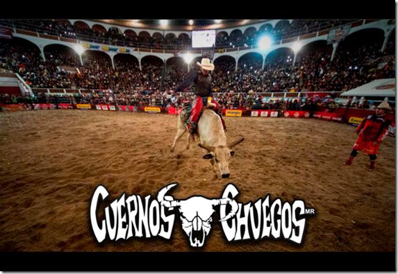 Cuernos Chuecos en Arena Ciudad de Mexico 2016