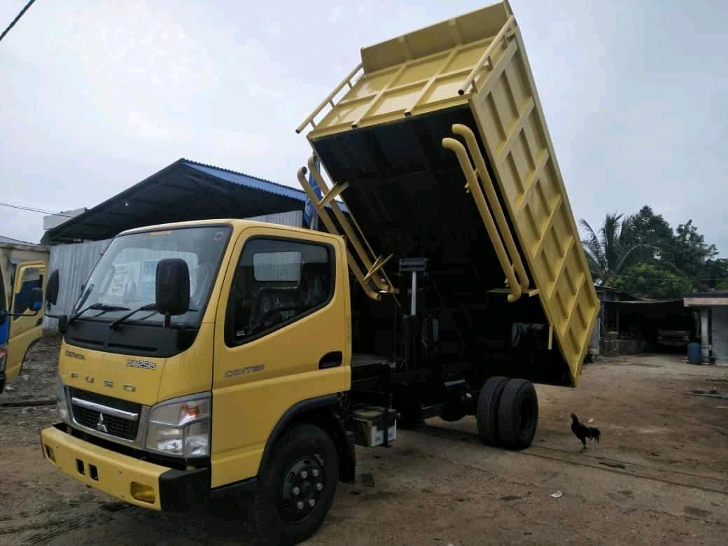 Ukuran bak dump truck