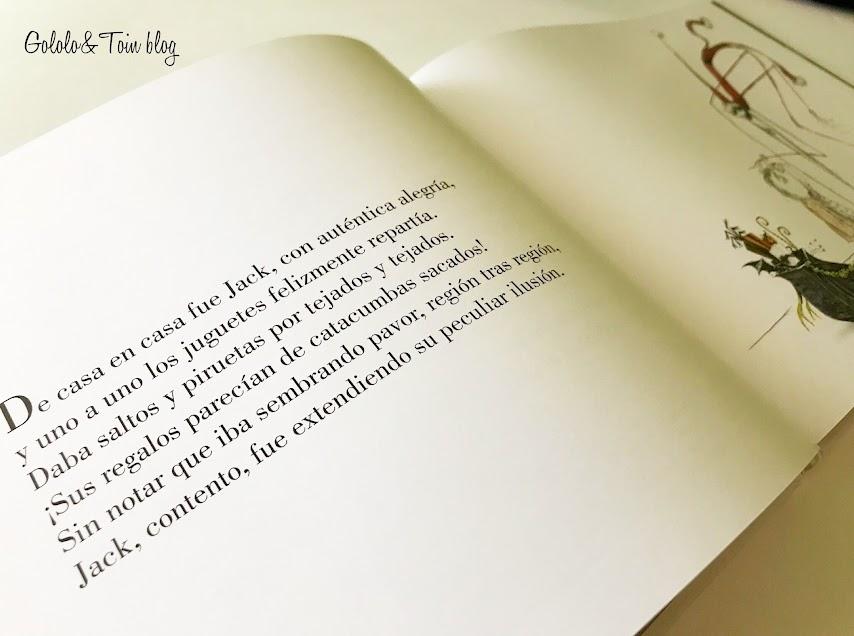 Álbum Pesadilla antes de Navidad de Alfaguara